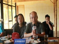 苏州圆融吴志唐:购物中心想要做得好得有趣好玩还要会讲故事