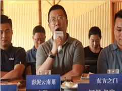 彩泥云南菜王云渊:长做长新 餐饮品牌需要打造个性化