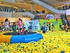 """厦门购物中心暑期""""儿童当道"""" 教育、娱乐、体验齐上阵"""