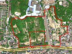 广州黄埔化工旧厂改造项目动工 商业地块总建面10万�O