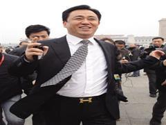 因中国地产升值 许家印身价超马化腾成亚洲第二富豪