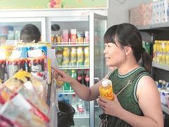 泉州首家无人超市8月28日亮相安溪县 门店面积仅18�O