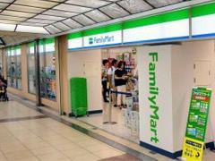 全家进驻日本地下商业街开超长型便利店 店面宽40米
