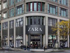 ZARA等快时尚轻奢品牌选址多为成熟商圈 未来拟将供应链挪进中国
