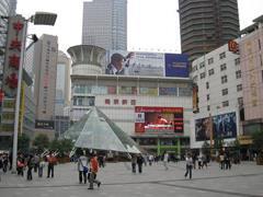 """南京新街口、湖南路地下空间面积约7.6万�O 未来要建""""地下城"""""""