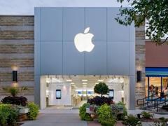 苹果美国两家零售店装修完毕 将于当地时间9月2日重新开业