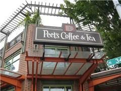 星巴克之父Peets Coffee进军中国 首家旗舰店将落户上海