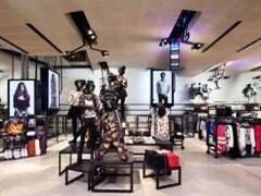 快时尚品牌台湾拓店放缓 GAP等重军布局线上渠道