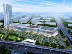 武汉永旺梦乐城金桥店年底开业 建筑面积达12万�O