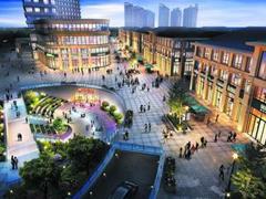 吉林榆树凯购城商业综合体拟2018年完工 项目建面30.86万�O