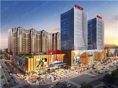 绍兴诸暨万达广场8月11日开业 永辉超市、茵曼线下店进驻