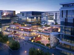 上海商业综合体数量逆势增长 向郊区拓展趋势越发明显