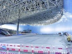 广州花都万达茂滑雪场拟2019年开业 项目总建面7.5万�O