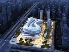 西安沣东吾悦广场着力打造西咸新区一站式购物地标