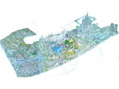 新疆金茂等投资35亿打造中华・丝路主题乐园 总建面37万�O