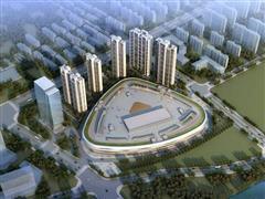 扬州SM城市广场规划出炉 预计今年10月前开工建设