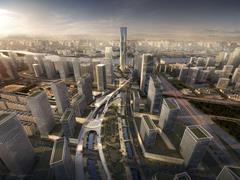 广州国际金融城起步区PPP项目开始招标 总投资87.38亿