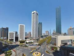 南京新街口商圈南延 太平南路、越城天地将建商业文化街区