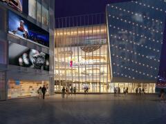 南京燕子矶招商花园城内部效果图曝光 明年下半年开业