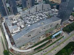 深业上城落户南京雨花台 投资150亿、面积或超120万�O