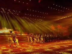 内蒙古马文化演出《千古马颂》致力打造中国旅游演艺知名品牌