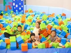 中国娱乐蹦床行业第一品牌爱蹦客龙湖U城天街店开业