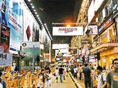 香港商业地产突围:未来进军中国大陆高端消费市场