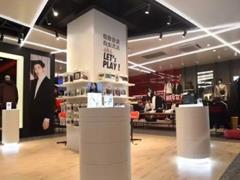 JACK&JONES入局新零售 进驻成都阳光百货开旗舰概念店