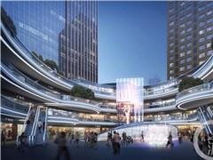 """重庆又有新耍事!观音桥将建亚洲最大""""商场鱼缸"""""""