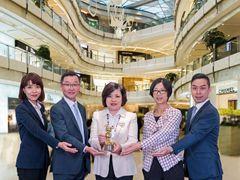 新鸿基地产沪港四大旗舰商场获殊荣 上海ifc、iapm在列