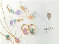 日本珠宝品牌agete阿卡朵于武汉群光广场重装开业