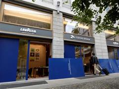 星巴克宣布进入意大利后 本地两大咖啡品牌加速扩张