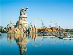 合肥万达乐园9月24日迎开业周年庆 客流量已超三百万