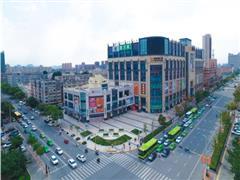 鞍山佳兆业广场二期进入开业冲刺期 将于今年10月底开业