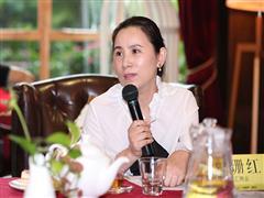胡珊红:杭州商业最大的痛点是同质化 未来空间很大