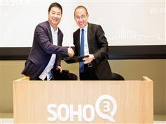 SOHO 3Q全国拓展首轮锁定沪宁杭3项目 同时启动第二轮拓展