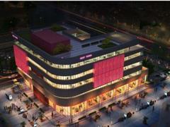 青岛台东将添大型商业综合体 总建筑面积1.2万�O