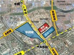 崂山区青岛宜家意向地块10月13日出让 起拍总价超5.8亿
