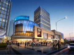 中铁・仁禾购物广场今日开业 仁寿首座商业综合体成型