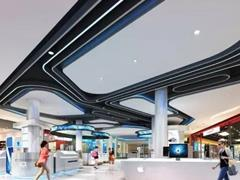 三亚解放路地下人防商业街拟今年底实现全面开业