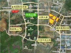 新城控股22.9亿竞得中央公园228.8亩地块 楼面价4463元/�O