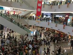 东阳银泰城购物中心正式开业 开启东阳一站式购物新生活