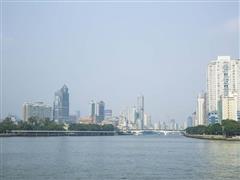 广州白鹅潭两宗地块规划调整 一宗将合建商业综合体