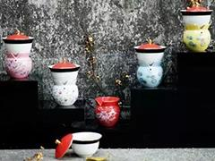 【神话言】乾隆国宝里藏着做茶器的设计大师,12年后要到福州做件大事
