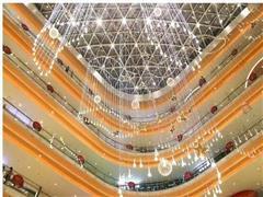 福建泉州东海泰禾广场明日开业 打造全新城市综合体