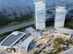 北京顺义鲁能商业综合体拟2018年8月开业 物美、大地影院入驻