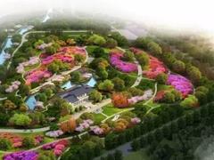 全国首家花卉休闲综合体落户无锡 预计2018年3月开业