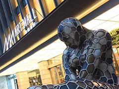 【融侨中心ART MALL】为城市点亮商业空间的艺术范儿