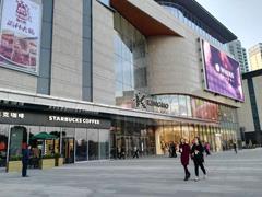 江苏3年新增75家城市商业综合体 去年总客流超10亿人次