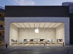 苹果宁波首店9月16日正式开业 门店位于天一广场